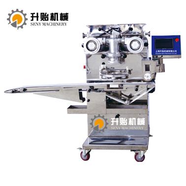 上海三牛饼干_SY-810全自动高速包馅成型机-上海升贻机械设备有限公司